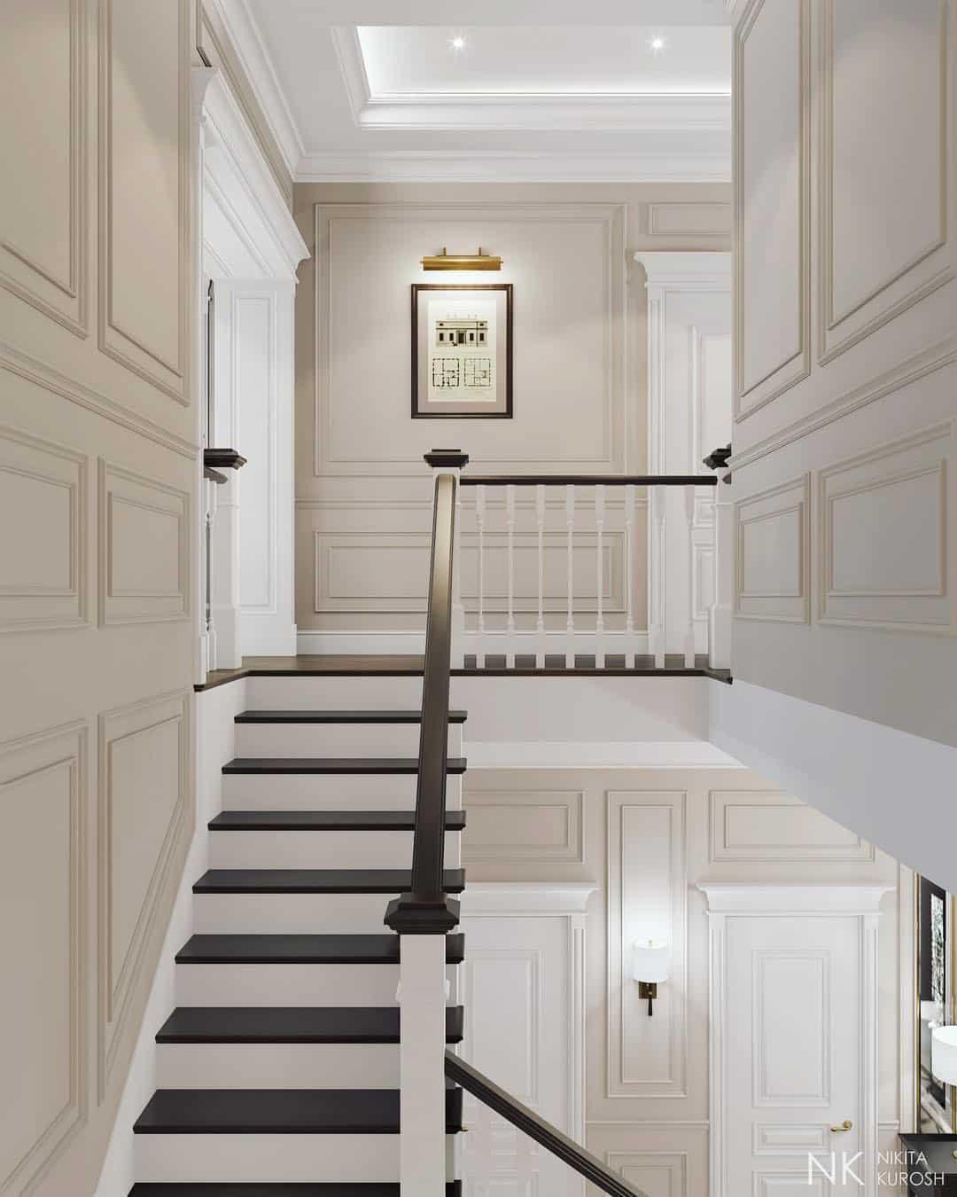 Sala de entrada: Interior actual para salas de entrada 2020