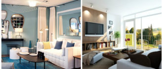 Salas de estar modernas- soluciones nuevas y creativas