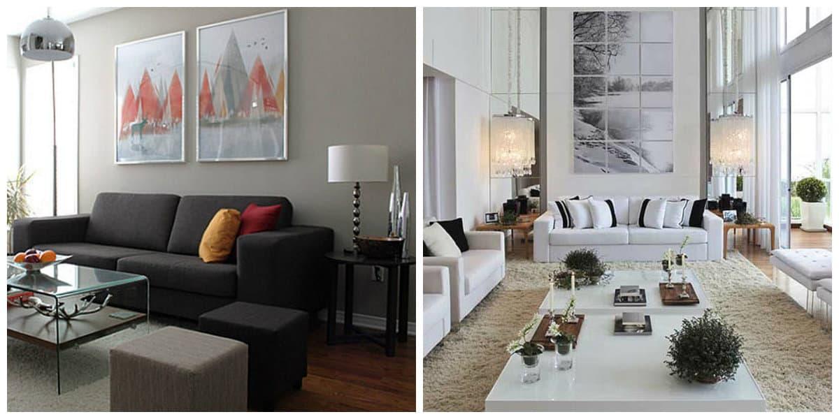 Salas de estar modernas ideas de dise o de interiores de moda for Diseno de interiores sala de estar