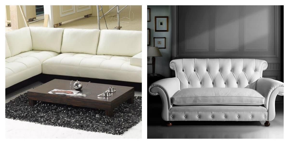 Sofás modernos 2018- sofas de lujo para su sala de estar