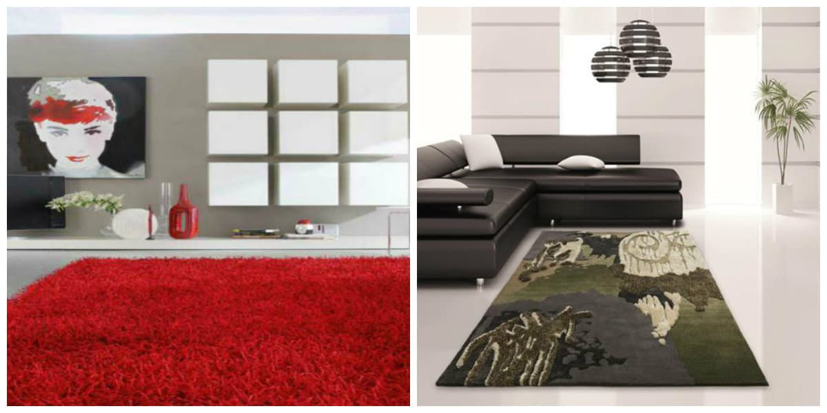 Alfombras modernas 10 tendencias m s incre bles de alfombras - Alfombras de pasillo modernas ...