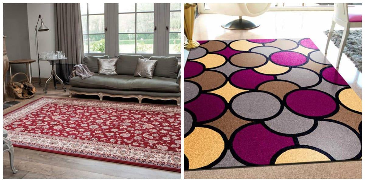 Alfombras modernas 10 tendencias m s incre bles de alfombras - Alfombras salon modernas ...