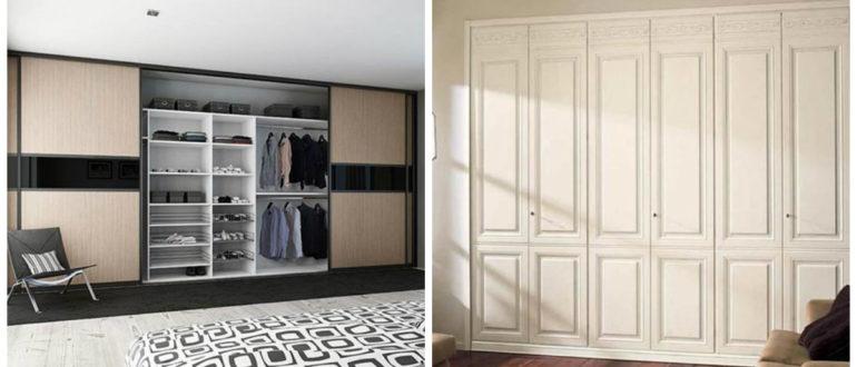 Armarios empotrados- tendencias creativas y muy elegantes para tu habitacion