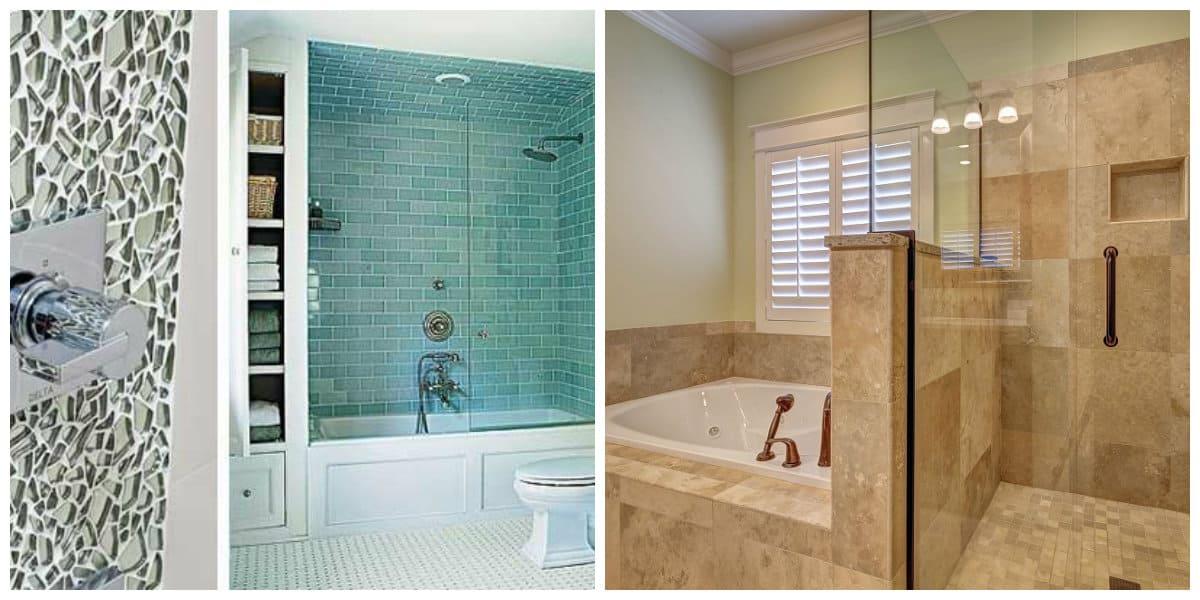 Azulejos para baños 2020- colores muy de moda para disenar tu bano