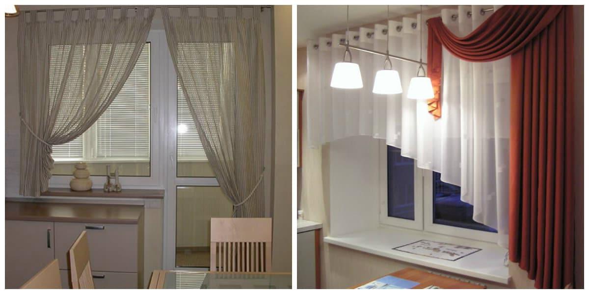 Fotos cortinas cocina good cortinas venecianas para for Cortinas para cocina fotos