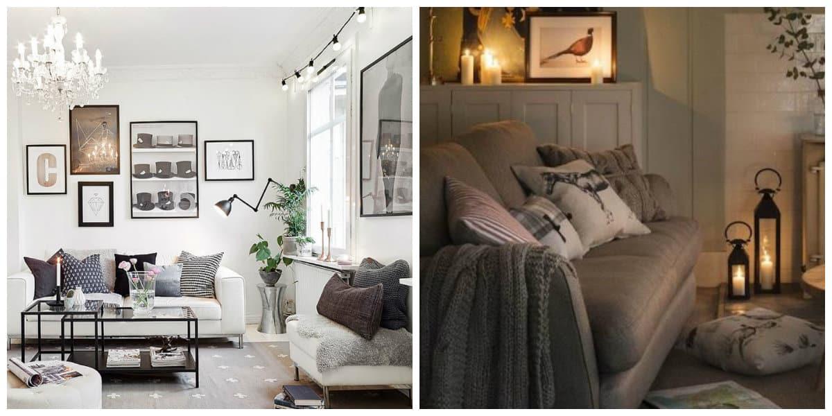 Decoración 2018- diseno hygge para los interiores modernos