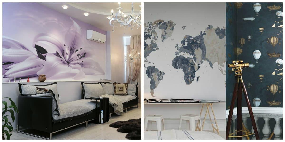 Diseñar fondos de pantalla- ideas creativas para tu despacho y salon modernos