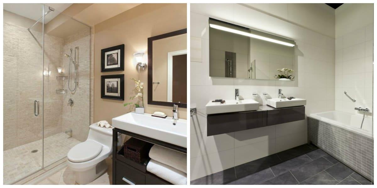 Diseño de baños pequeños- muebles pequenos para un espacio no tan grande