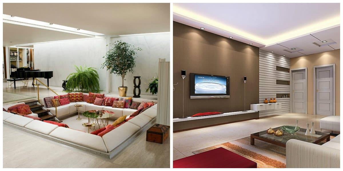 Dise o de casas 2018 interiores de casas modernas 2018 for Tendencias en diseno de interiores