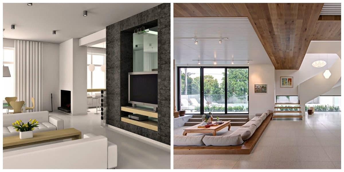 Diseño de casas 2018: Interiores de casas modernas 2018