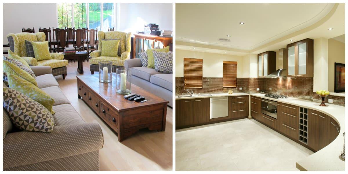 Diseño de casas 2018- interiores y decoraciones modernas