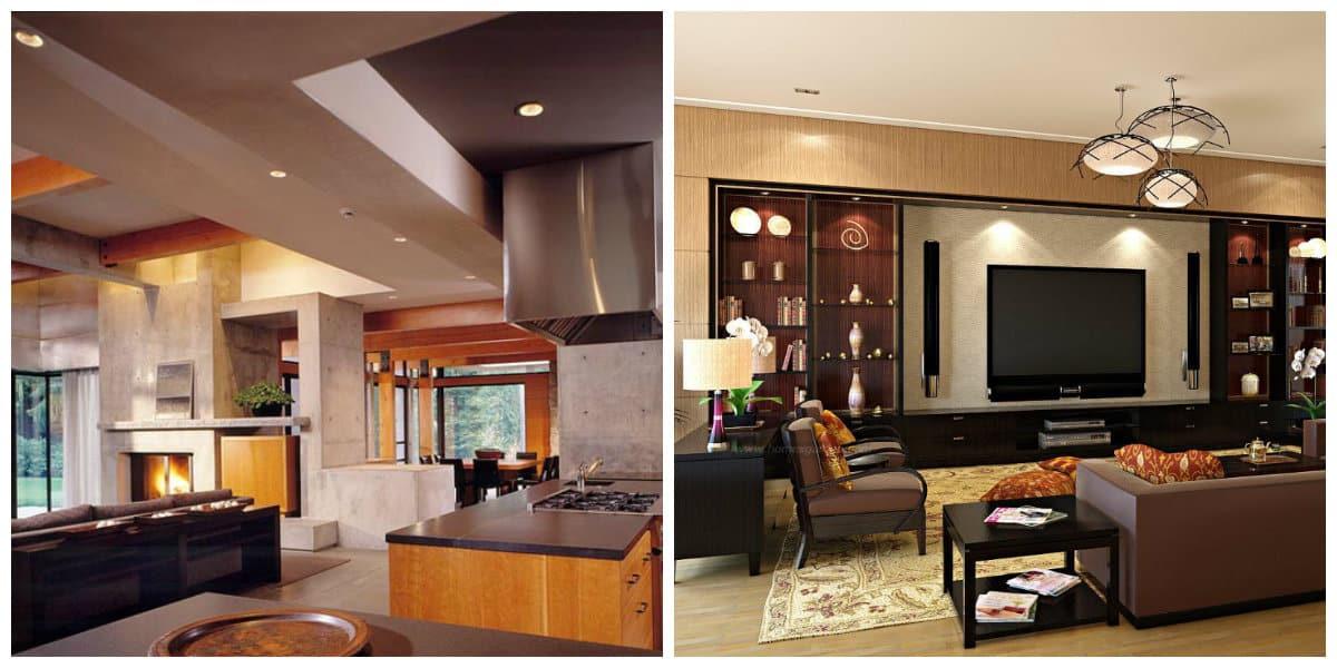 Diseño de casas 2018- muebles correspondientes para tu casa espaciosa