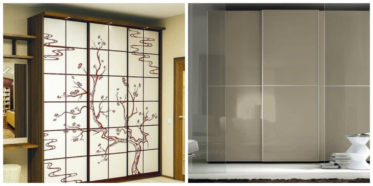 Diseño de gabinete- uso de vidrio que da una apariencia moderna