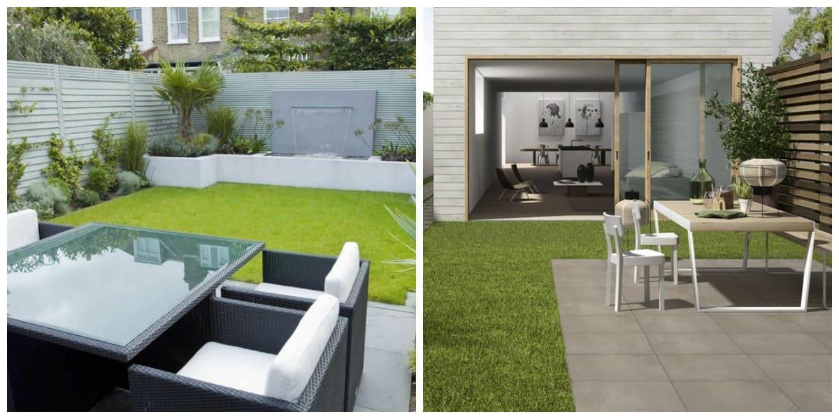 Diseño de jardines- todas las tendencias modernas