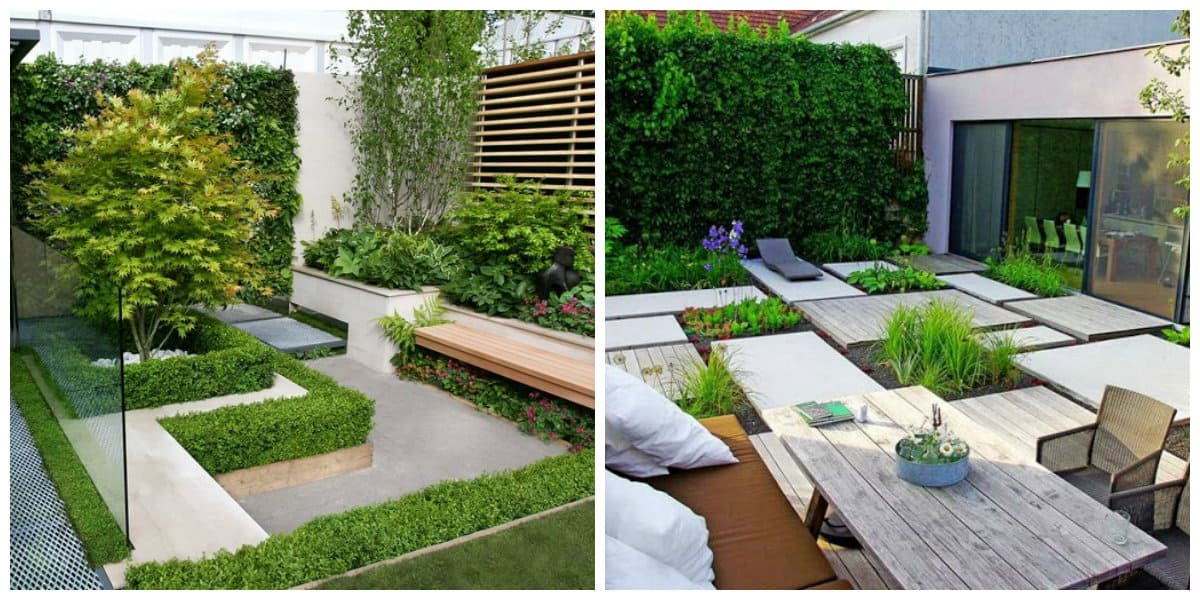 Diseño de jardines- tendencias principales de moda