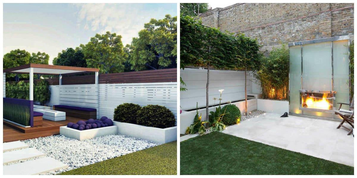 Diseño de jardines- uso de diferentes colores en los jardines