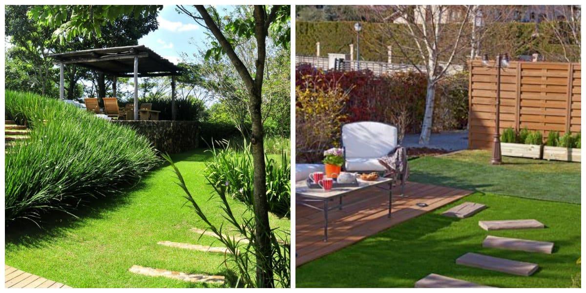 Diseño de jardines- como un lugar para la relajacion
