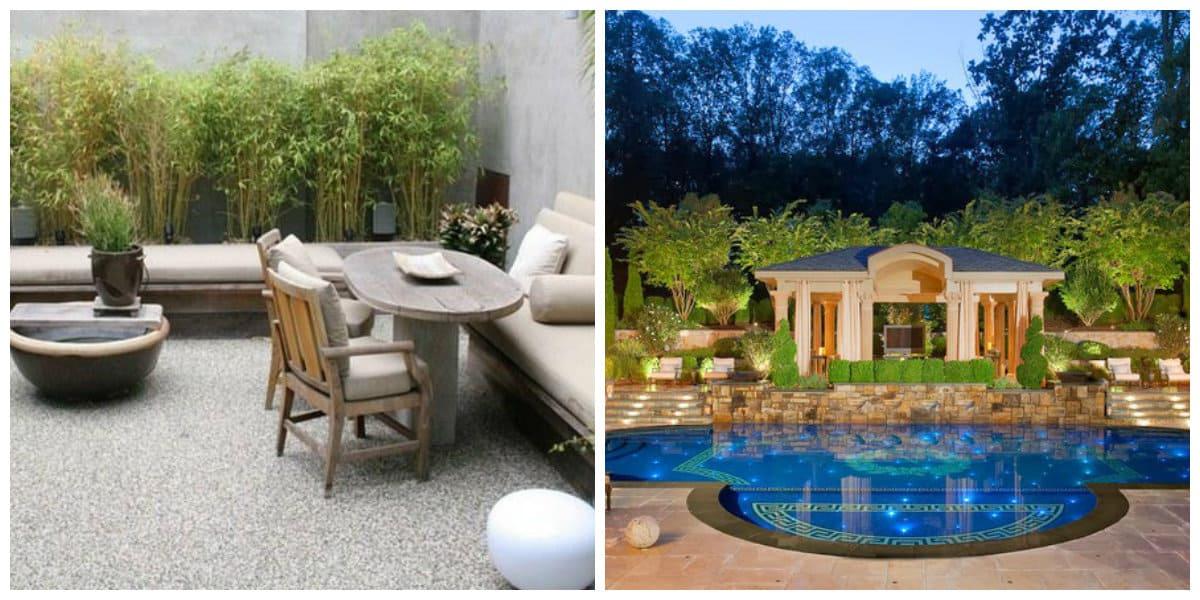 Diseño de jardines- cuentos de hadas se hacen real mediante jardines