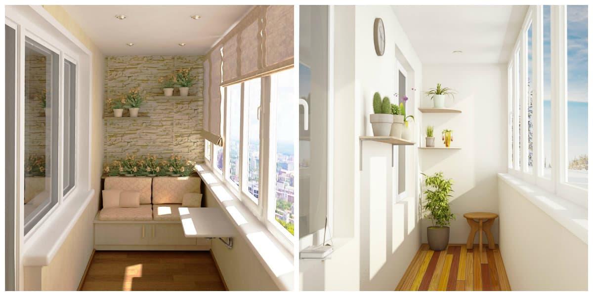 Diseño de terrazas- renovacion de las terrazas con el color blanco