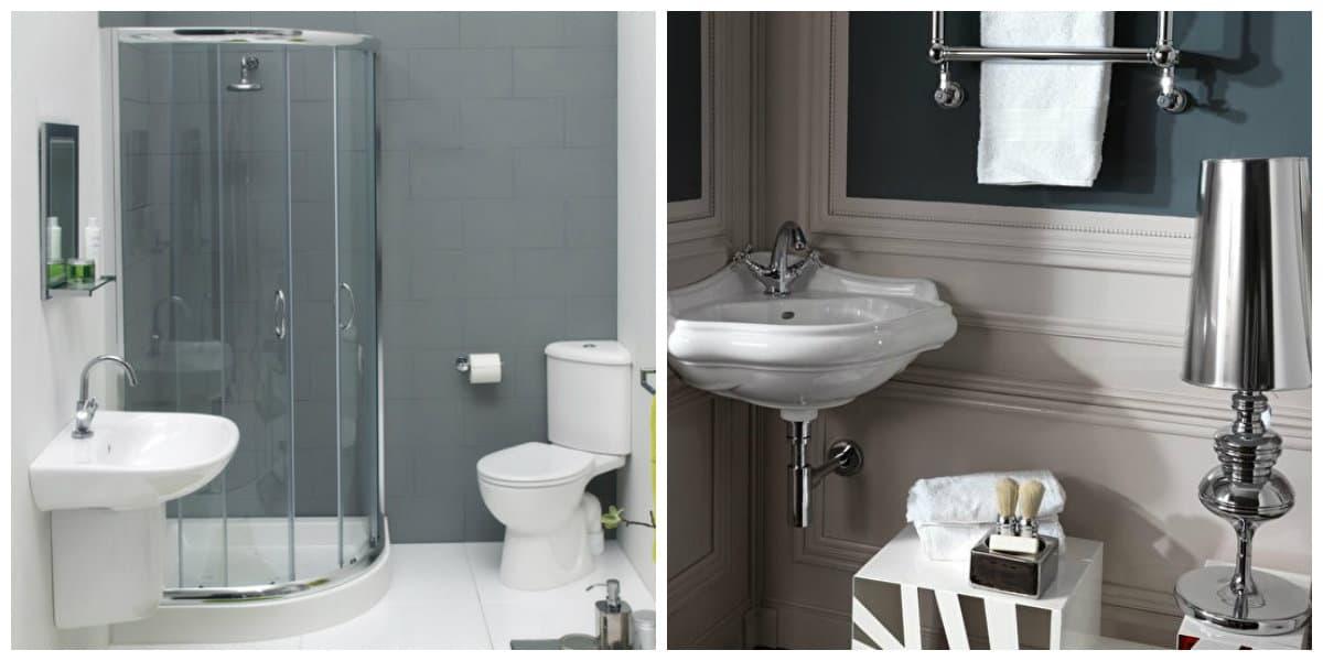 Ideas de baños- tipos de lavabos en los banos modernos