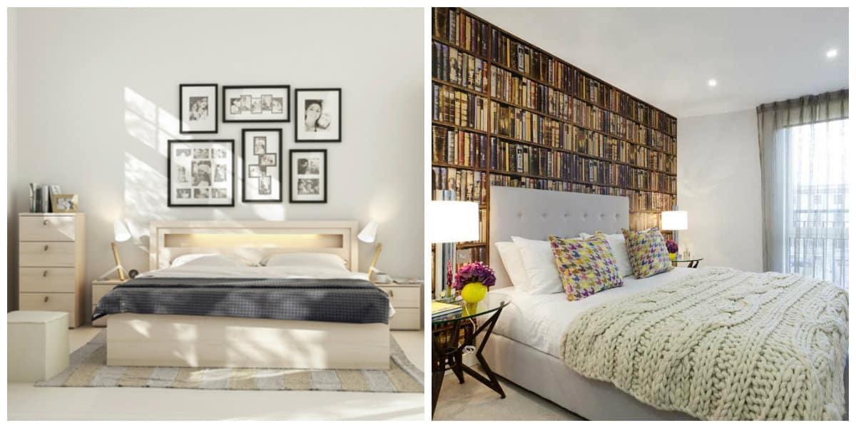 Ideas de dormitorios- libreria y galeria en tu dormitorio moderno