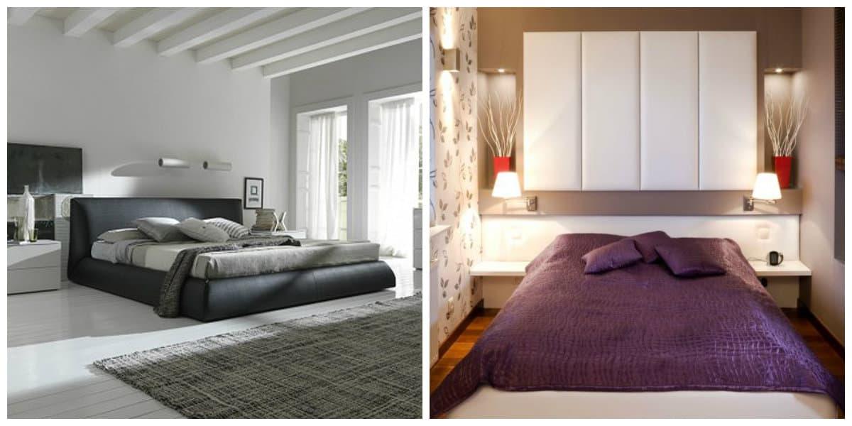 Ideas de dormitorios- gama rica de colores muy de moda para el dormitorio