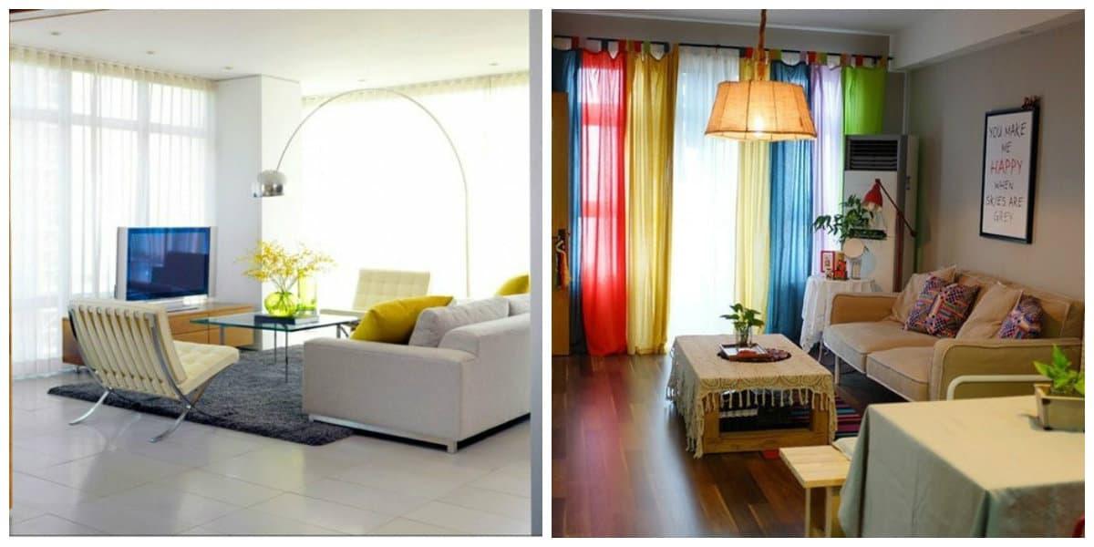 Ideas de salas de estar- diversos colores parar hacer de tu salon un lugar de alegria