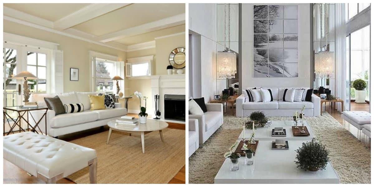 Ideas de salas de estar- uso de espacio del salon completamente