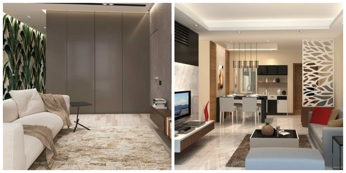 Modelos de salas modernas- ideas para decorar tu salon