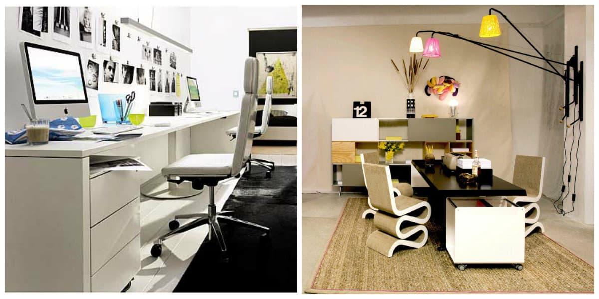 Oficinas modernas 12 tendencias del dise o de oficina en casa for Oficinas modernas concepto