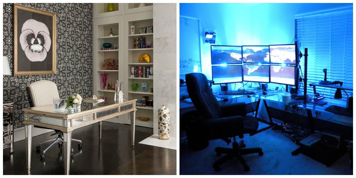 Oficinas modernas- areas de trabajo no tradicionales