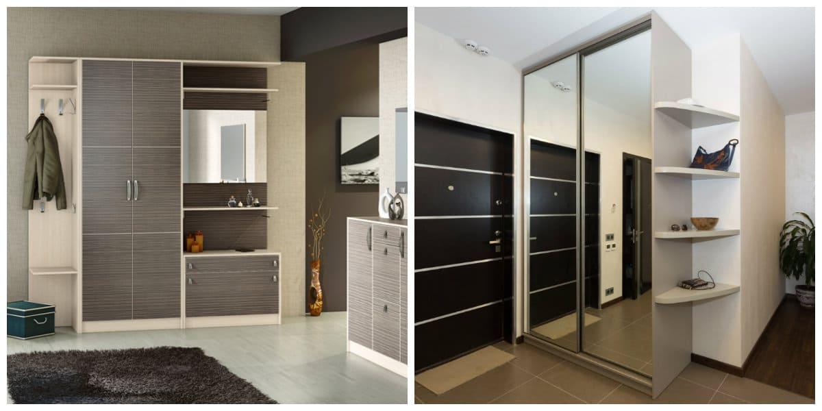 Pasillos modernos- muebles modernos en tu pasillo de moda