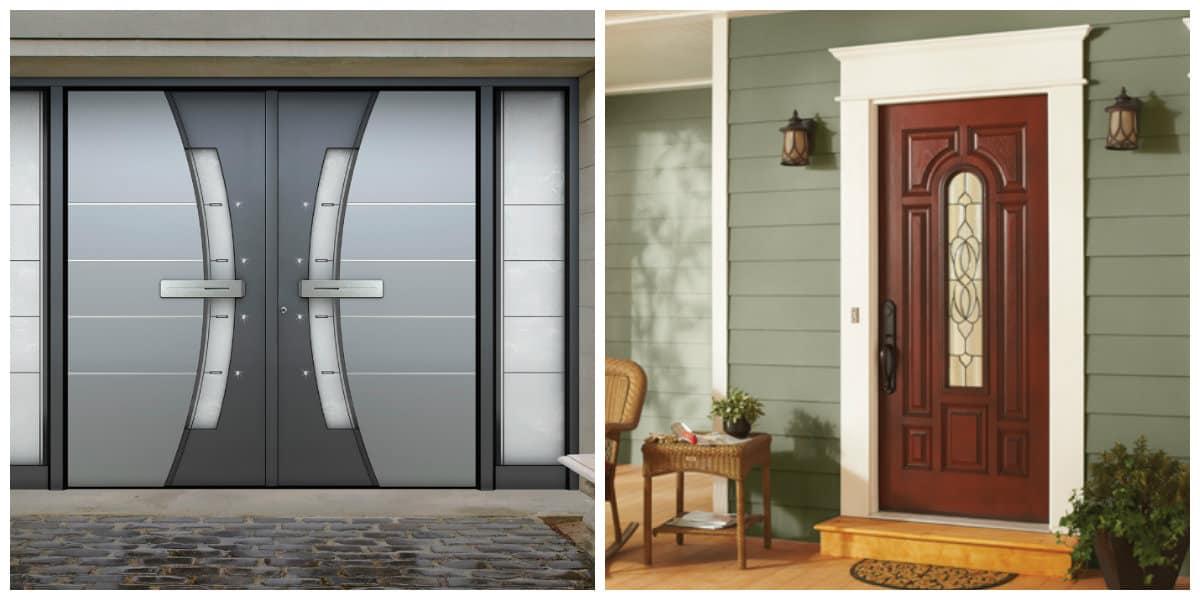 Puertas de entrada 9 mejores tendencias de puertas de entrada - Puertas de casas modernas ...