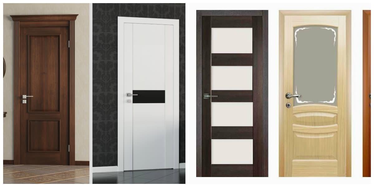 Puertas de interior 2020- soluciones en tendencia para los habitaciones