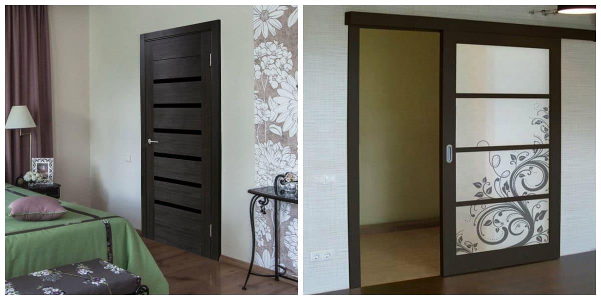 Puertas de interior 2020- diferentes formas de puertas para los dormitorios