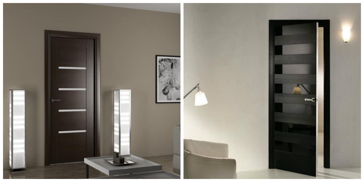 Puertas de interior 2018 10 tendencias fant sticas para hogar for Puertas de madera para habitaciones