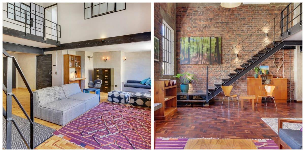 Apartamento estilo loft- representamos todas las tendencias principales