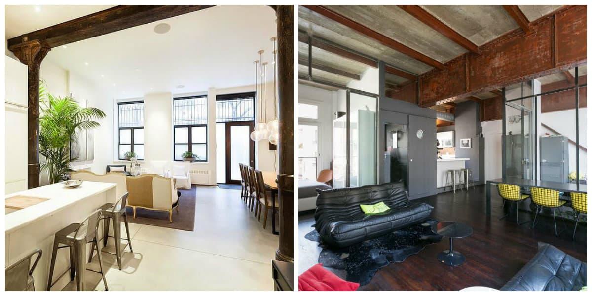 Apartamento estilo loft- como decorar tu cas estilo loft