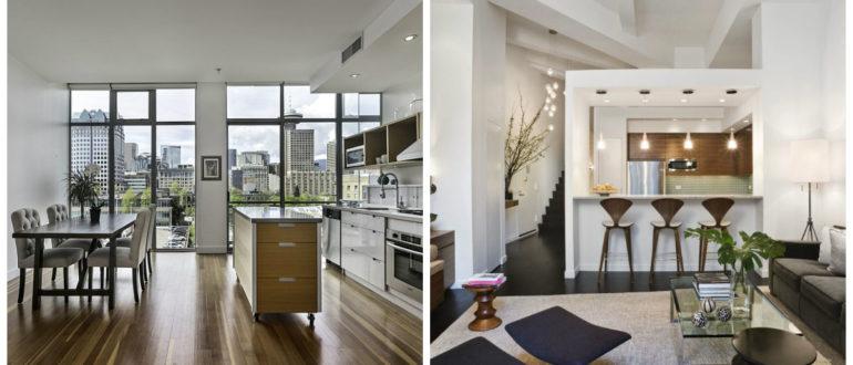 Apartamento estilo loft- algunas ideas que pueden servirte