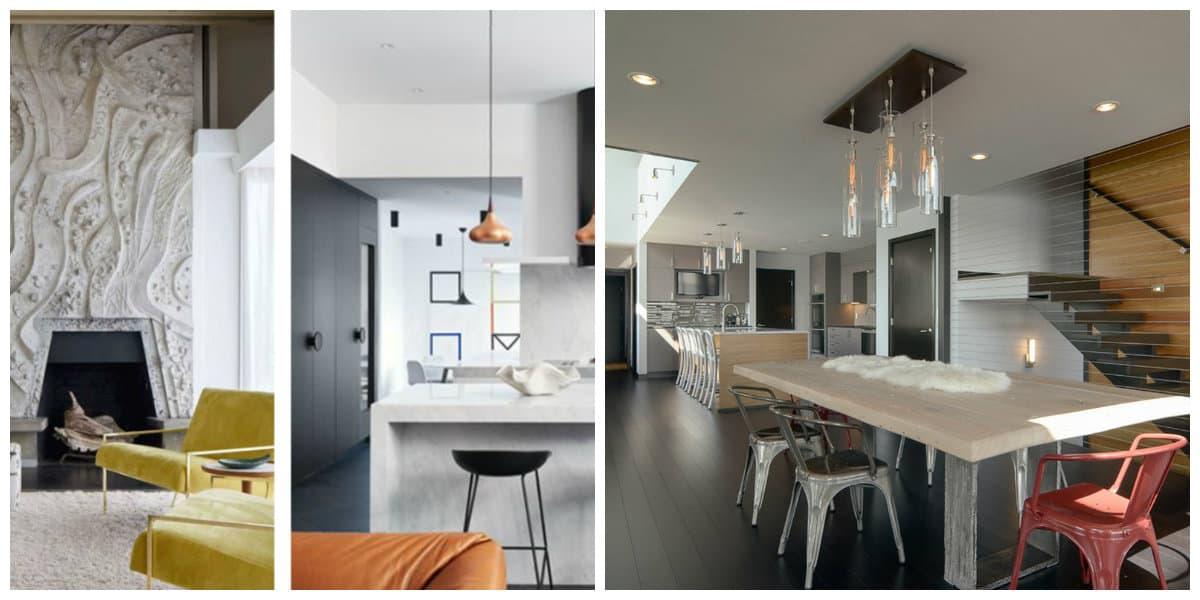 Casas estilo moderno- las cocinas y los comedroes tiene mucho en comun