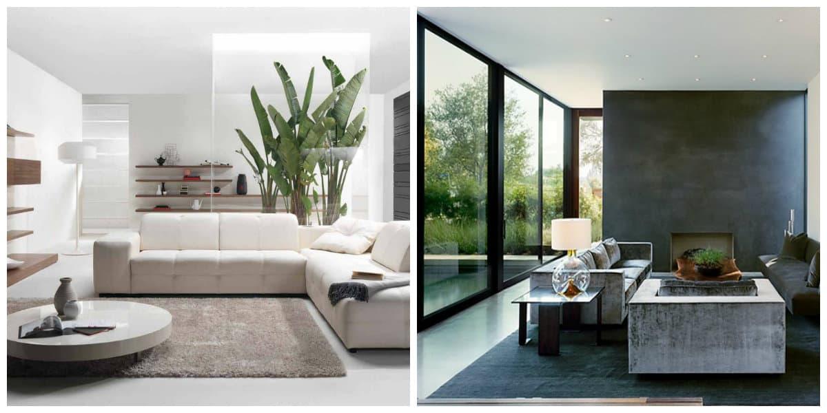 Casas estilo moderno- se usan grandes vidrios y ventanas de moda