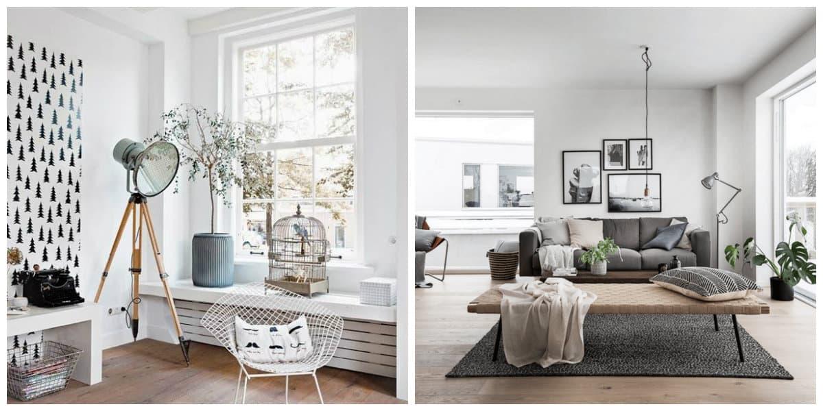 Casas nordicas- muebles y su organizacion en tu apartamento escandinavo