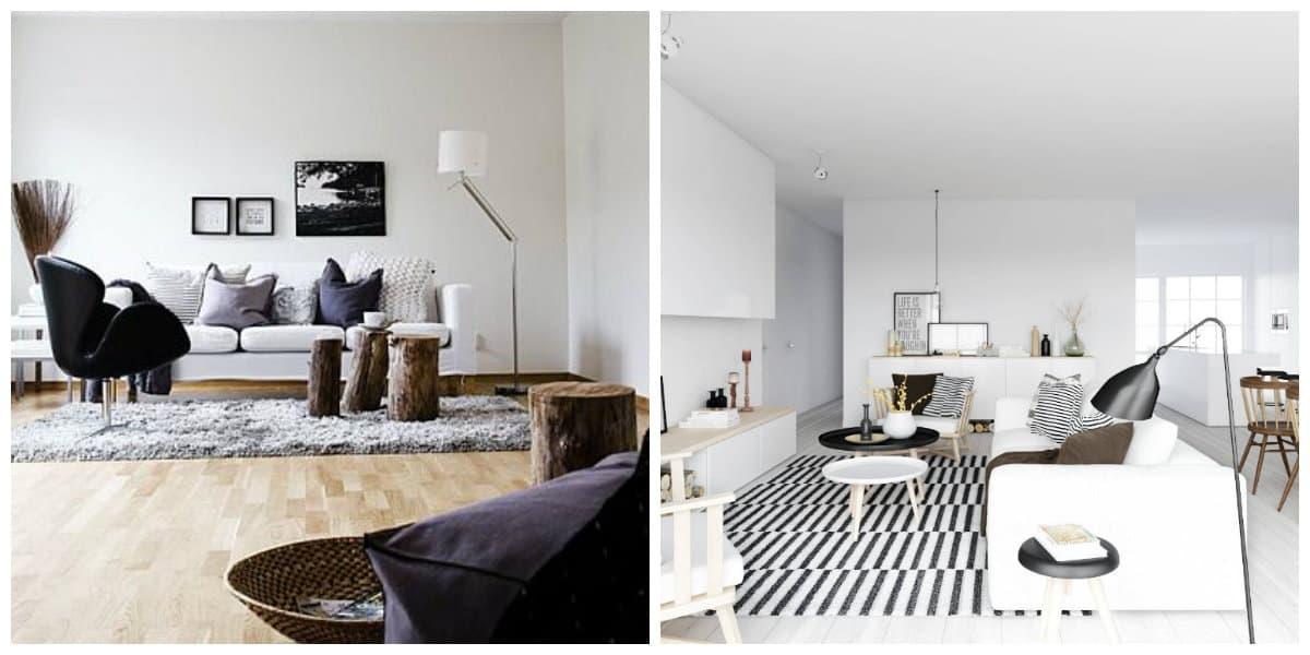 Casas nordicas- mezcla del estilo minimalista con lo moderno