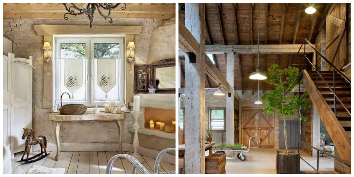 Decoracion casas de campo- todas las tendencias representadas