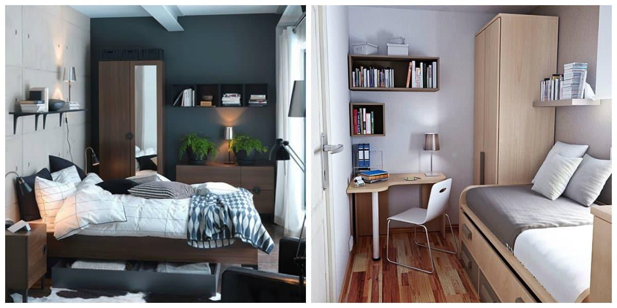 Decoracion de habitaciones pequeñas- tendencias principales