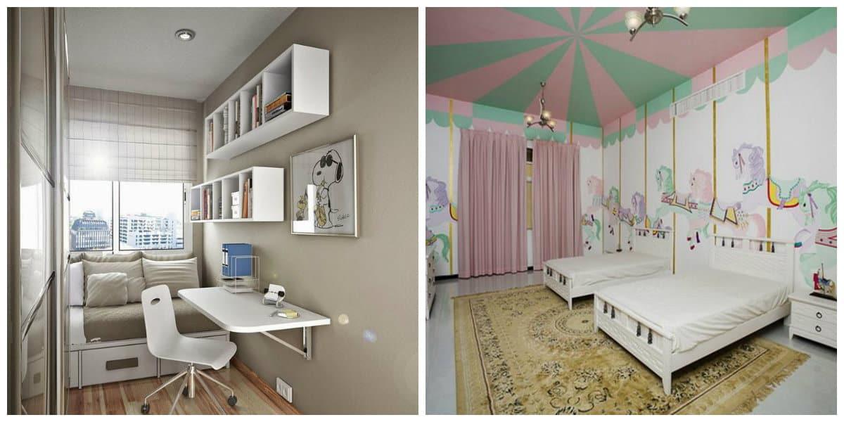 Decoracion de habitaciones pequeñas- ideas interesantes