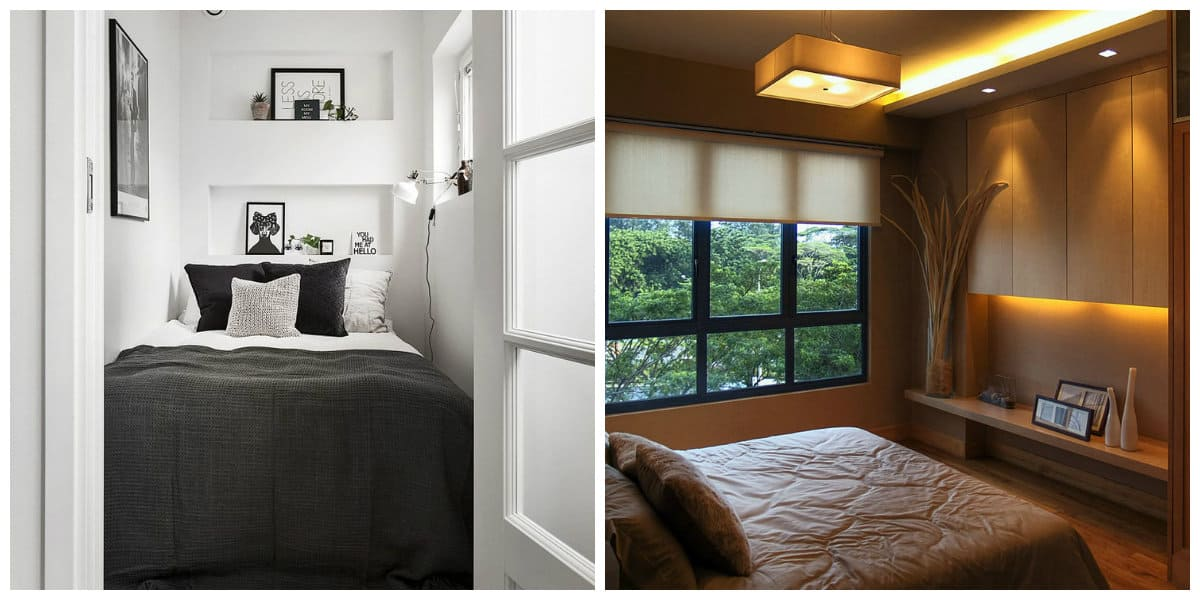 Decoracion de habitaciones pequeñas- muebles mas usados