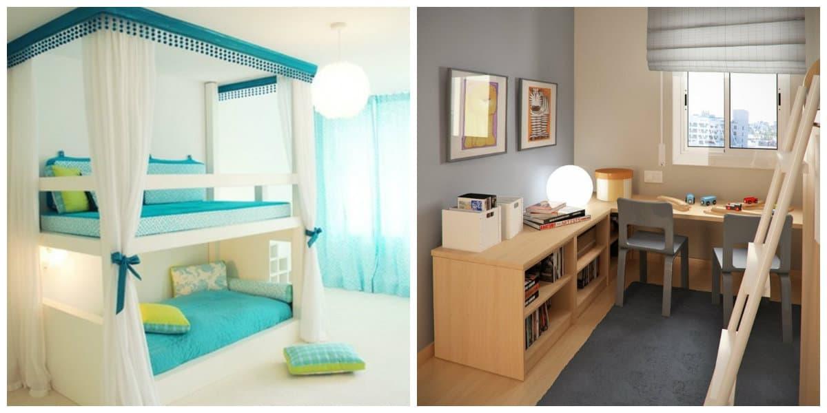 Decoracion de habitaciones pequeñas- disenos mas de moda