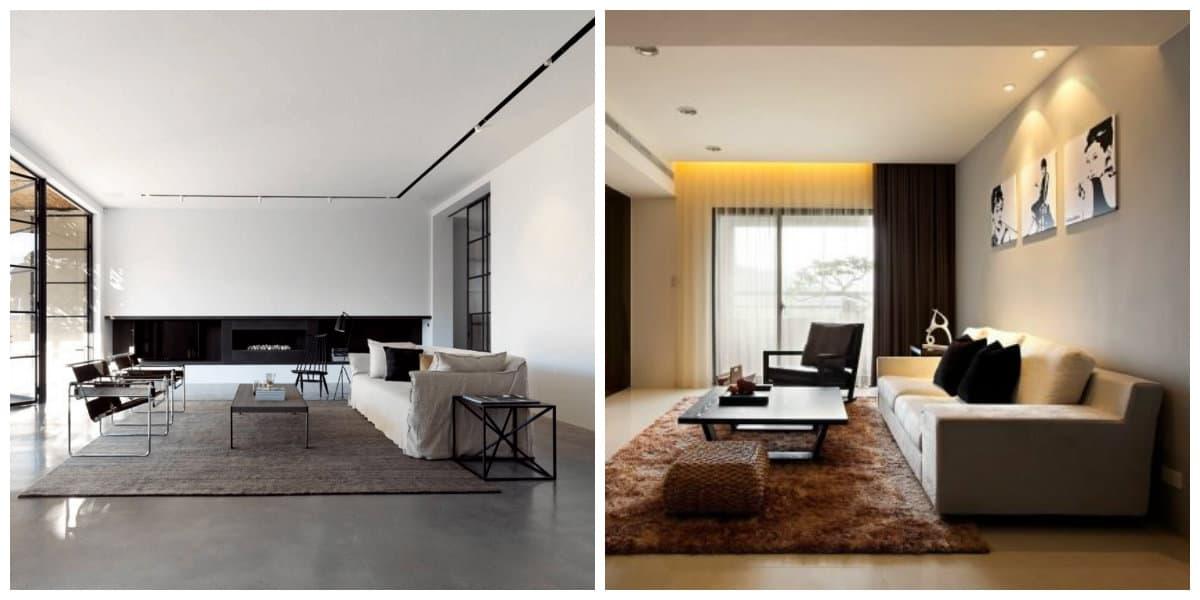 Decoracion de interiores minimalista- tendencias principales de moda