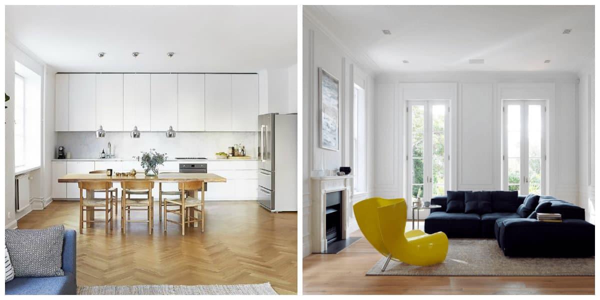 Decoracion de interiores minimalista- todas las ideas elegantes
